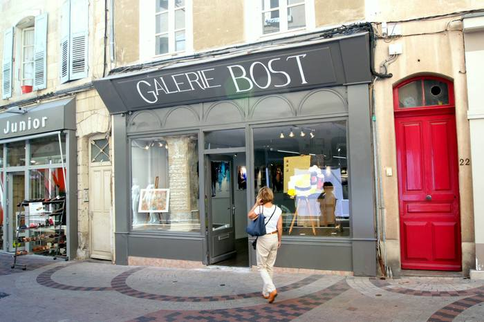Journées du patrimoine 2020 - METIERS D'ART / GALERIE BOST, Isabelle Bost - Galeriste à Valence