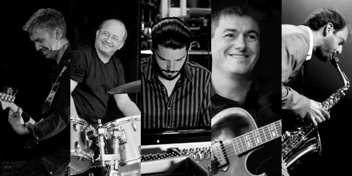 Journées du patrimoine 2019 - Laurent Bernard Quintet
