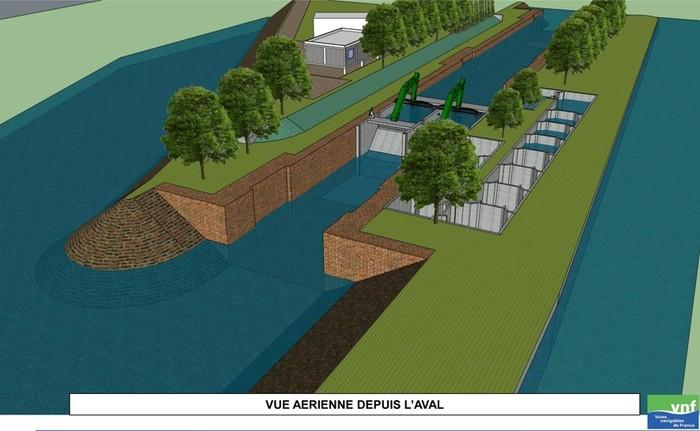 Journées du patrimoine 2020 - Projet d'hydroliennes à Bougival