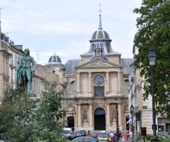 Journées du patrimoine 2019 - Visite guidée de l'église Notre Dame de Versailles