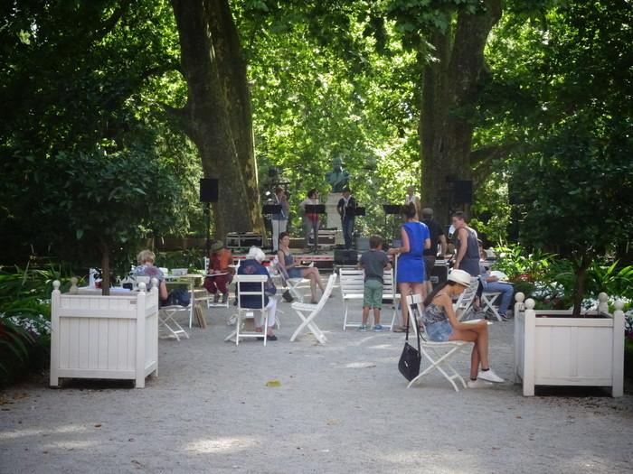 Cet été, pratiquez en plein air dans le parc Rochegude !