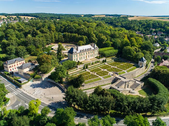 Journées du patrimoine 2020 - Visites guidées du domaine du Château d'Auvers