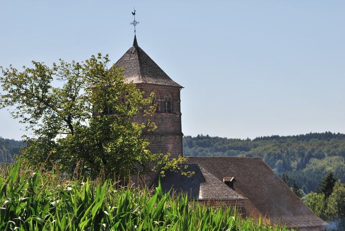 Journées du patrimoine 2019 - Visite libre de l'église romane de Champ-le-Duc