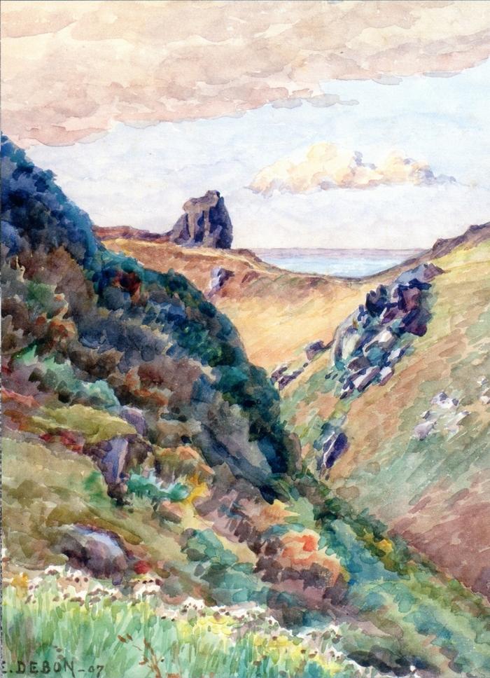 Journées du patrimoine 2019 - Exposition de tableaux d'artistes carollais