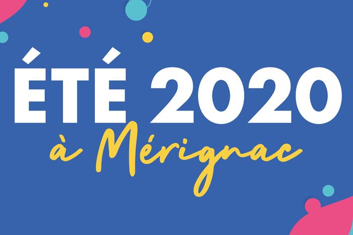 Été Mérignacais 2020