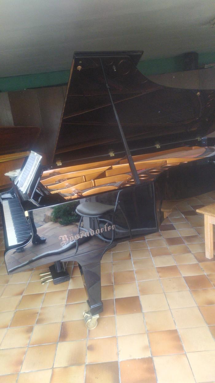 Journées du patrimoine 2020 - Découvrir l'instrument le piano