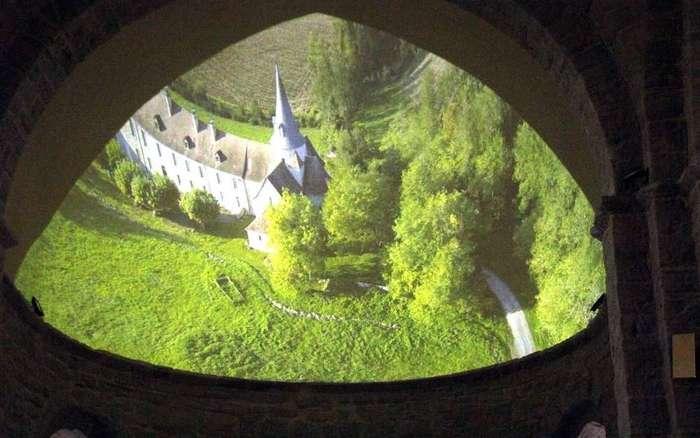 Journées du patrimoine 2019 - Histoire de l'abbaye - Projection d'un film
