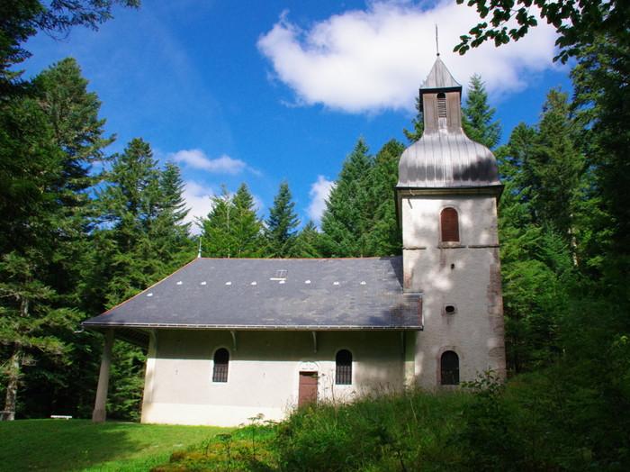 Journées du patrimoine 2019 - Circuit des chapelles : Notre Dame de Mazières