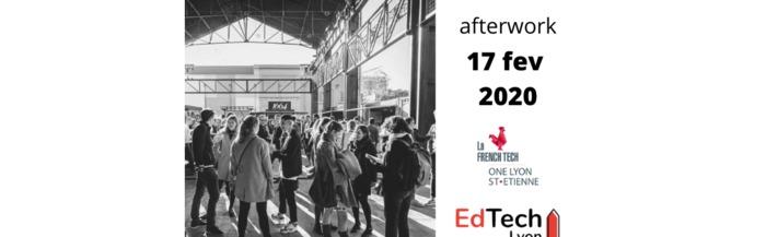 AFTERWORK EdTech Lyon