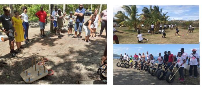Journées du patrimoine 2020 - St-Pierre / Ateliers