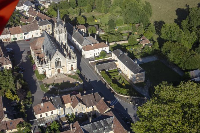 Journées du patrimoine 2020 - Visite guidée de l'église Saint-Barthélémy