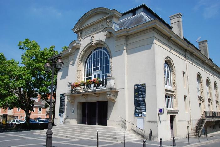 Journées du patrimoine 2020 - Visite guidée du Théâtre municipal