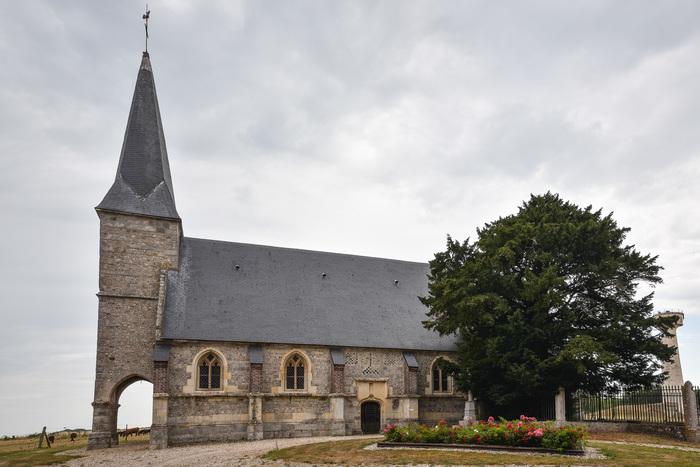 Journées du patrimoine 2020 - Visite libre de la Chapelle Notre-Dame de Janville