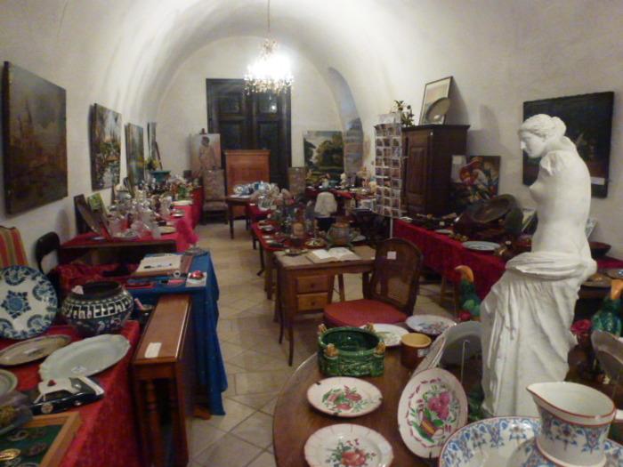 Journées du patrimoine 2019 - Brocante des châteaux en Occitanie