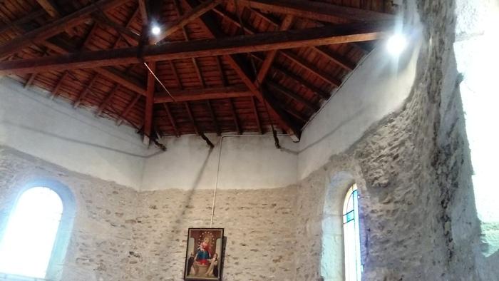 Journées du patrimoine 2019 - La chapelle du Fay