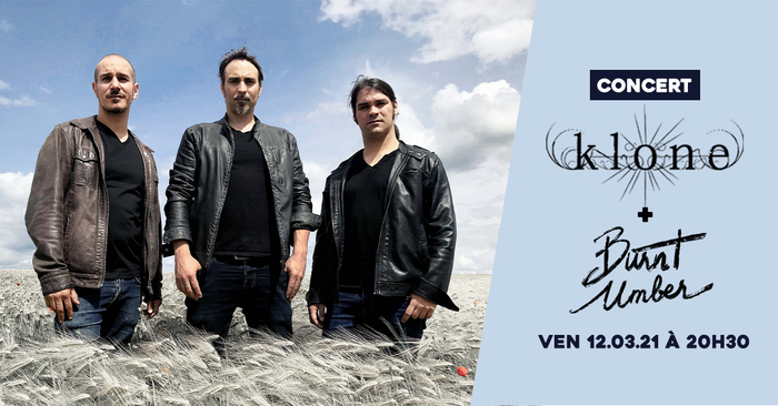 Concert Klone + Burnt Umber