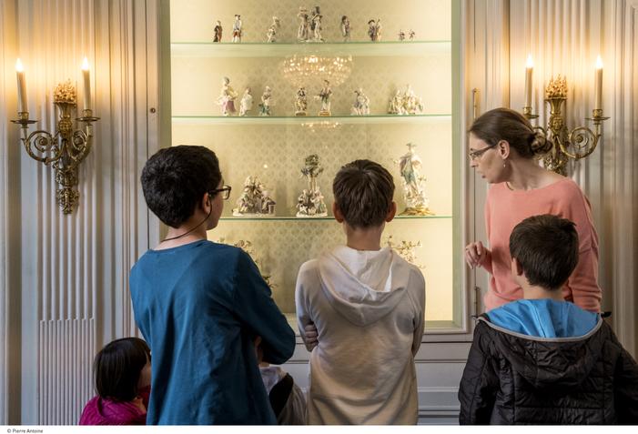 Journées du patrimoine 2019 - Visite-animation en famille - Charades, jeux et énigmes à la découverte du XVIIIe siècle
