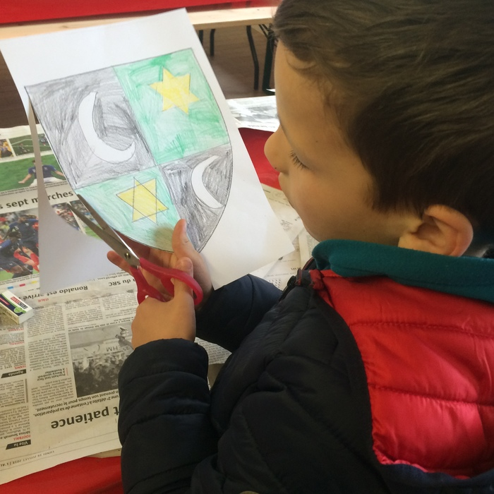 Journées du patrimoine 2019 - Ateliers créatifs au château du Hohlandsbourg