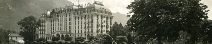 Journées du patrimoine 2020 - Visite des coulisses de l'Impérial Palace