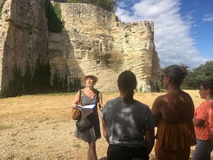 Journées du patrimoine 2019 - Le Musée hors-les-murs : Saint-Roman de l'Aiguille
