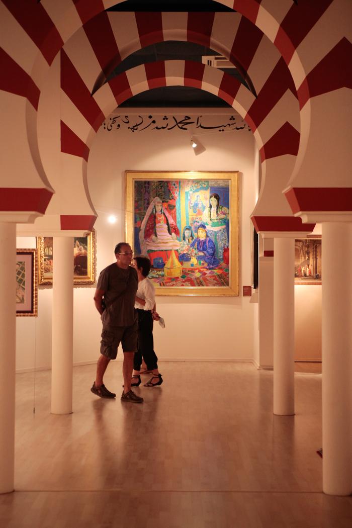 Journées du patrimoine 2019 - La collection orientaliste du Palais-Musée