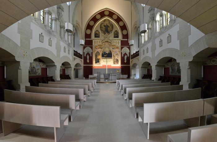 Journées du patrimoine 2020 - Visite guidée de la chapelle