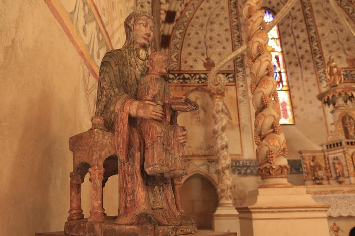 Journées du patrimoine 2020 - Ouverture de la Chapelle de Vauclair