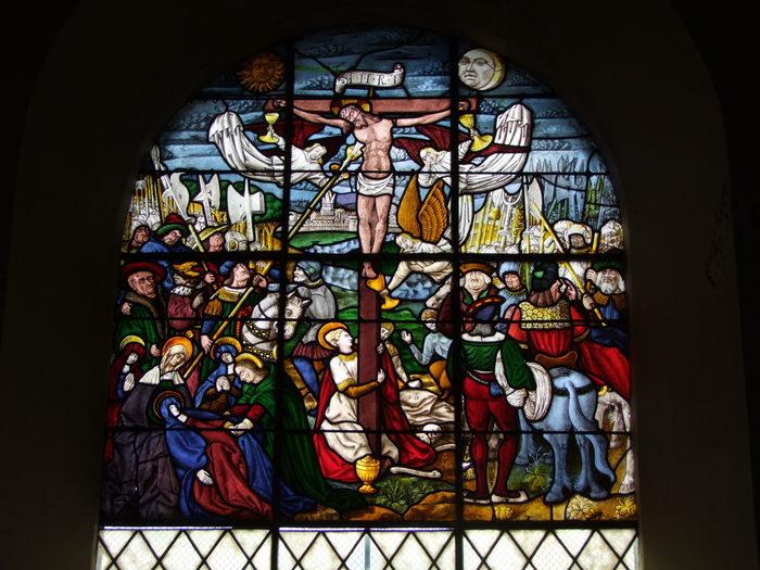 Journées du patrimoine 2020 - Circuit vitraux dans trois églises !