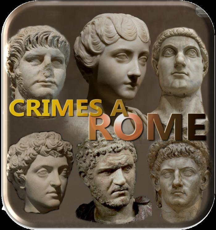 Journées du patrimoine 2019 - Enquête criminelle à Rome