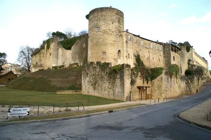 Journées du patrimoine 2020 - Visite guidée du château des Quatre Sos
