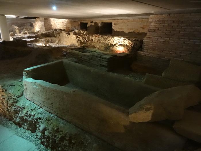 Journées du patrimoine 2019 - Visite guidée de la crypte archéologique