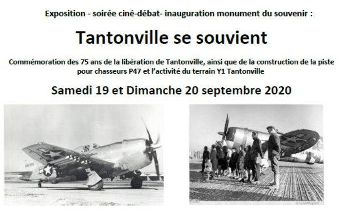 Journées du patrimoine 2020 - Annulé | Tantonville se souvient : programme pour la Commémoration