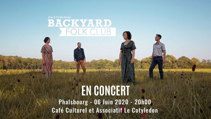 Backyard Folk Club