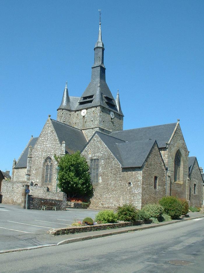 Journées du patrimoine 2020 - Visite libre - Eglise du 15ème siècle inscrite MH