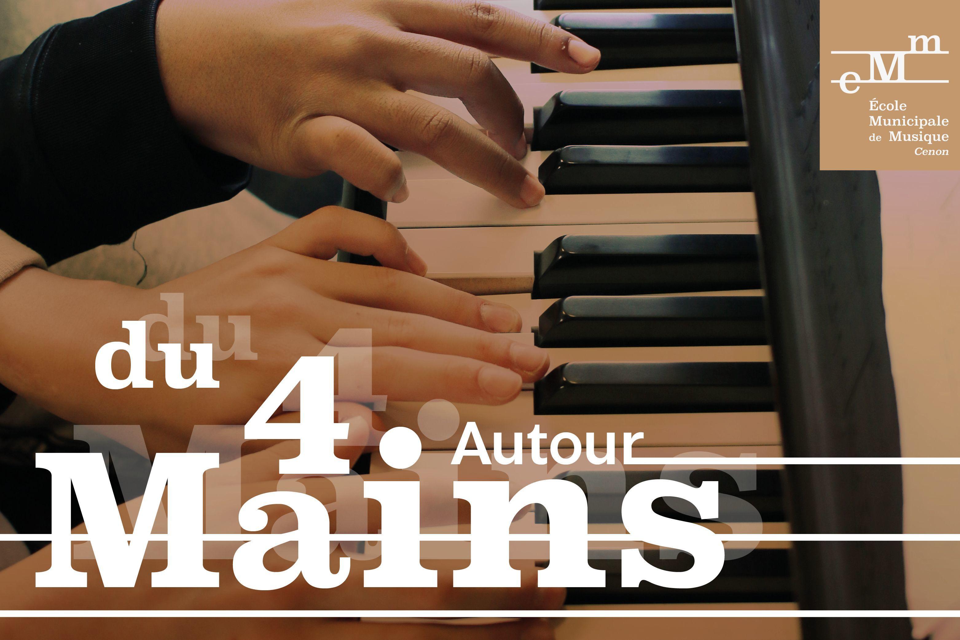Annulé / Concert 4 mains
