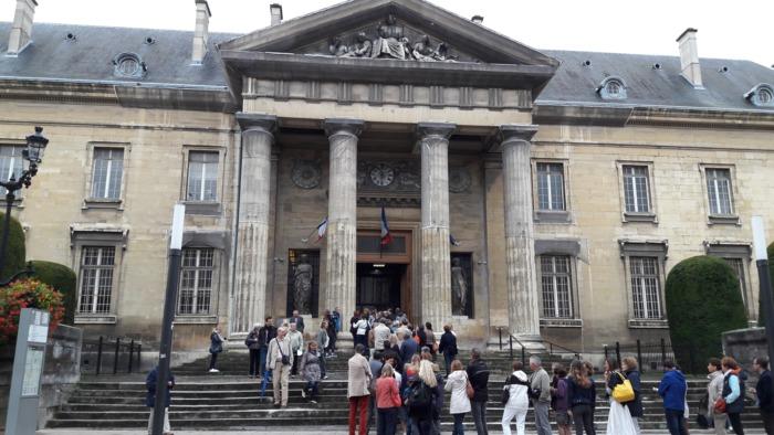 Journées du patrimoine 2020 - Visite guidée du palais de justice