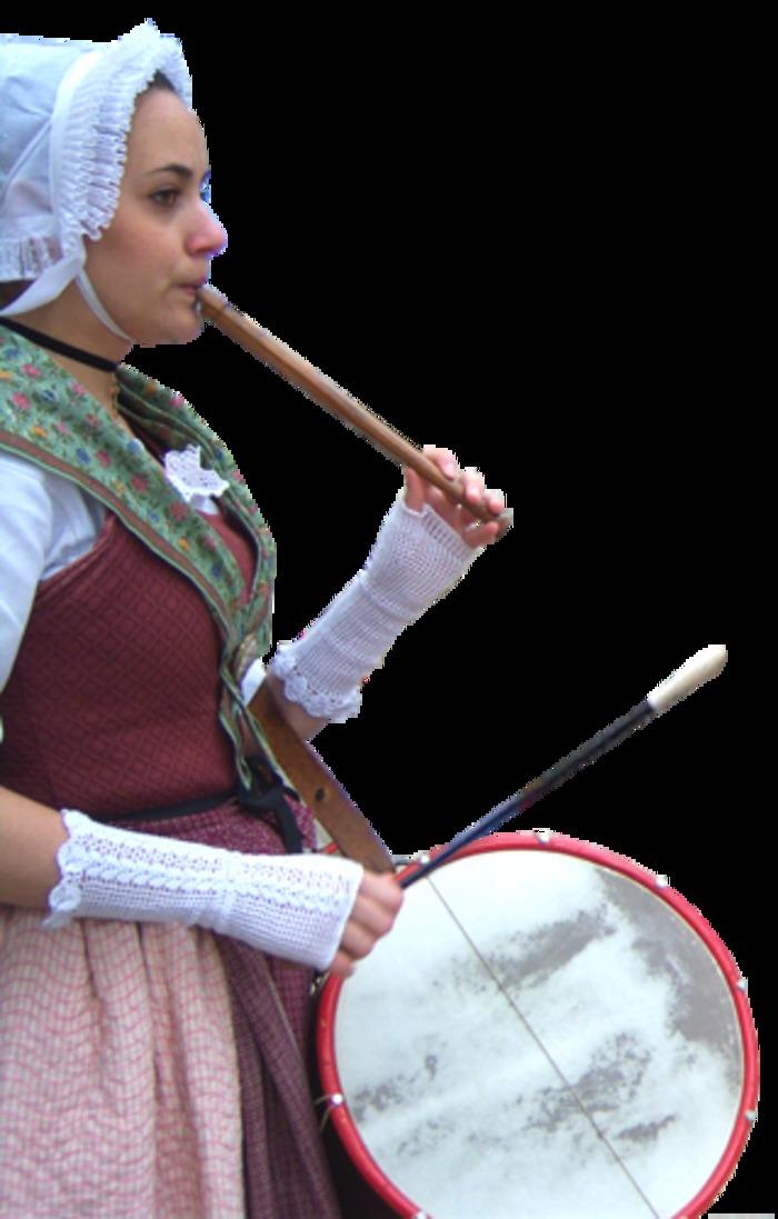 Journées du patrimoine 2020 - Portes ouvertes au foyer des Tambourinaires de Sant Sumian