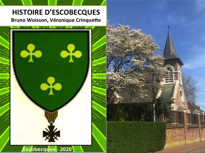 Journées du patrimoine 2020 - Histoire du village d'Escobecques (MEL) (Nord)