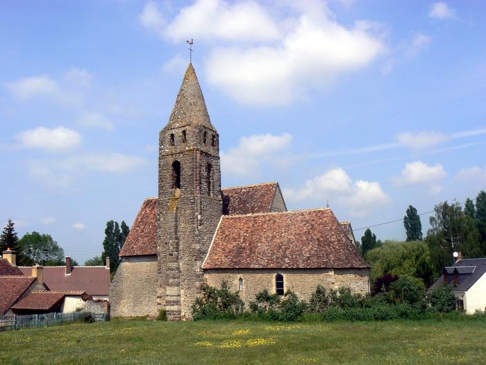 Journées du patrimoine 2020 - Ouverture de l'église les 19 et 20 septembre 2020 et à la demande