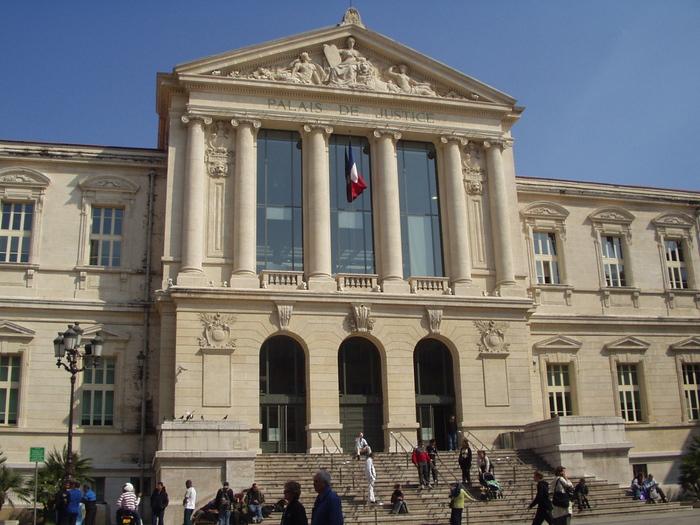 Journées du patrimoine 2019 - Visites du palais de justice de Nice