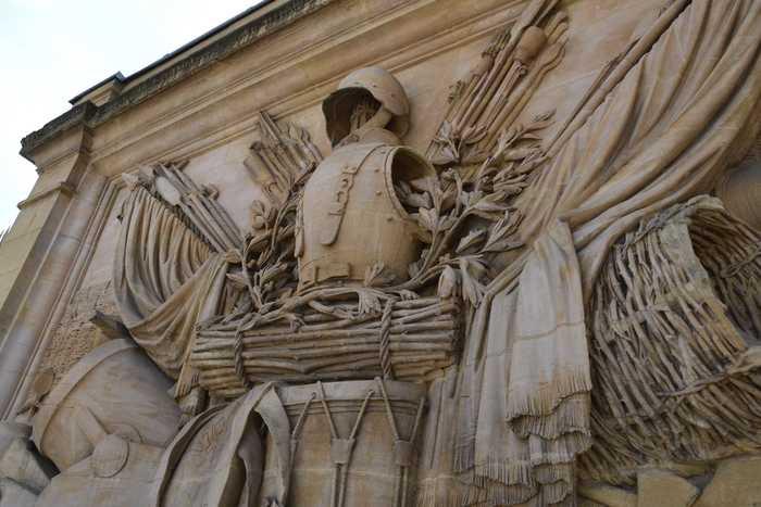 Journées du patrimoine 2019 - Visite libre de la cour de la Caserne Ney et exposition