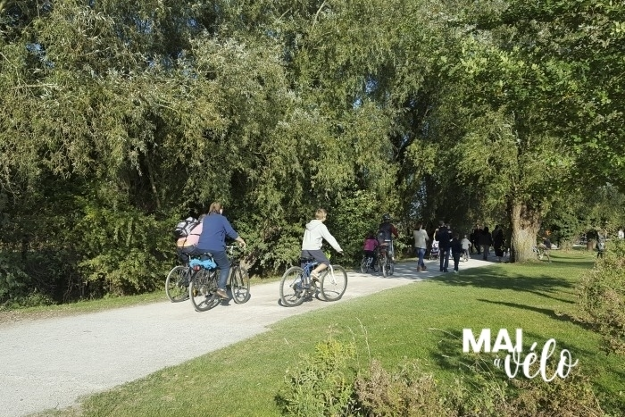 COMPLET - Sortie à vélo d'Annappes à Lille