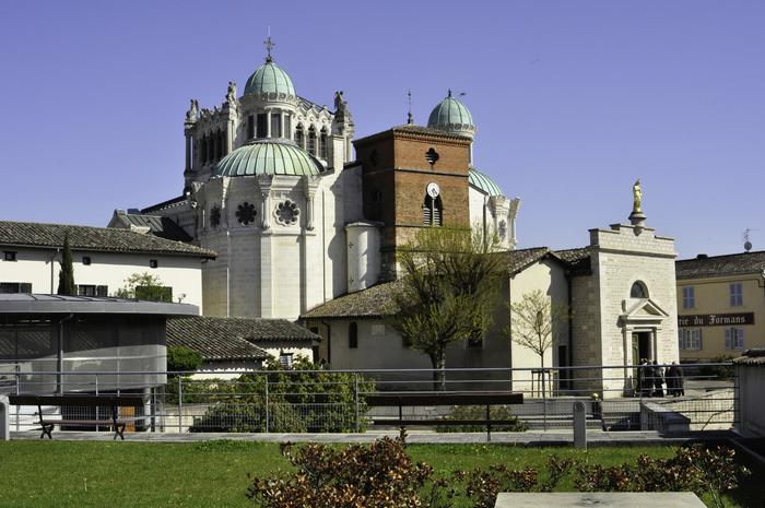 Journées du patrimoine 2020 - Visite de la basilique et du village du Saint Curé d'Ars