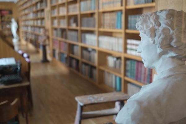 Nuit des musées 2019 -Visite guidée du musée bibliothèque et du fonds ancien