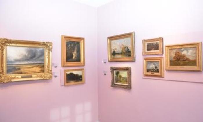Journées du patrimoine 2019 - Visite guidée du département de la peinture de Paysage