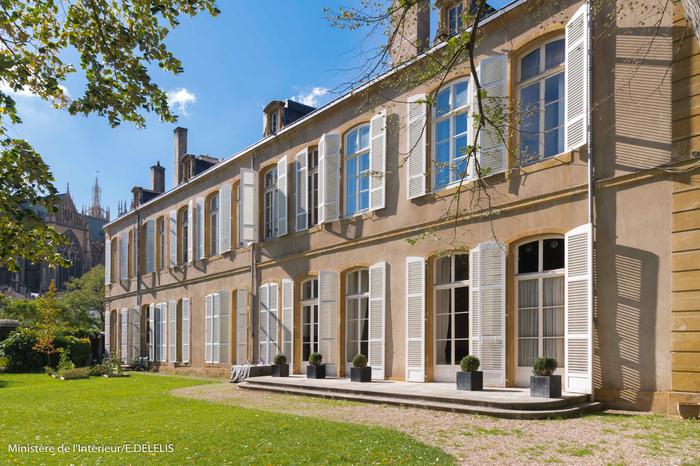 Journées du patrimoine 2020 - Visite guidée de l'Hôtel de la Préfecture de la Moselle