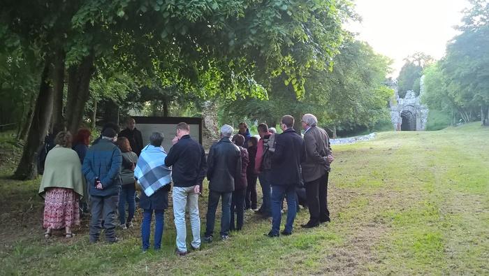 Journées du patrimoine 2019 - Visite guidée du château Ganne