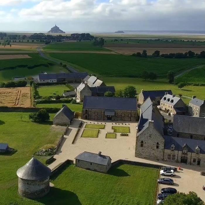 Journées du patrimoine 2020 - Visite guidée du prieuré du Mont-Saint-Michel