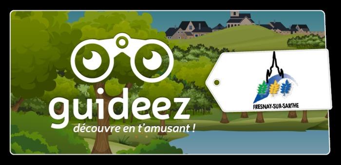 Journées du patrimoine 2019 - Visite pour enfant avec l'application GUIDEEZ