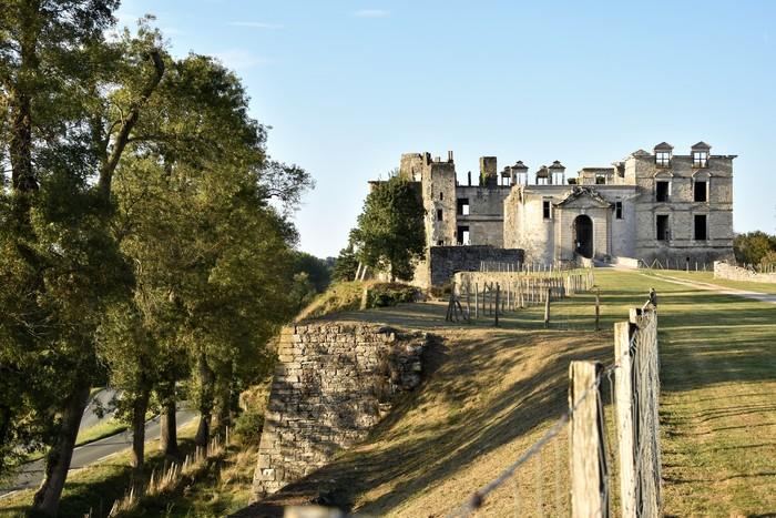 Journées du patrimoine 2019 - Visite guidée d'un château aux nombreuses influences, qui éveille l'imaginaire...